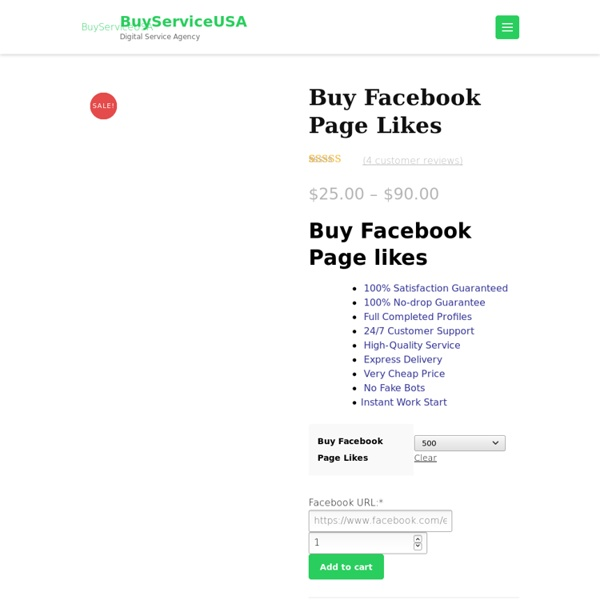 Buy Facebook Page Likes -USA Real Human Like Very Cheap $Price