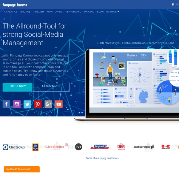 Fanpage Karma: Monitor Facebook Marketing - Statistics & Reports Tool
