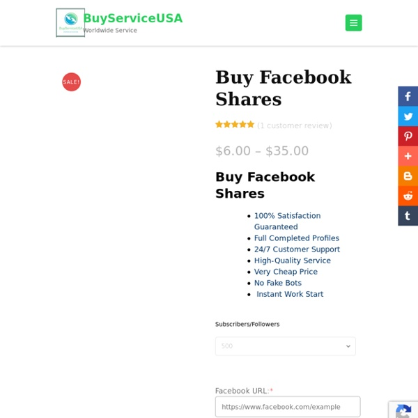 Buy Facebook Share -Buy Facebook Post Page Share Cheap Rate