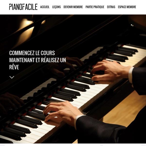 Apprendre le piano facilement et rapidement