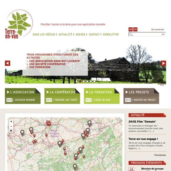 Faciliter l'accès à la terre pour une agriculture durable