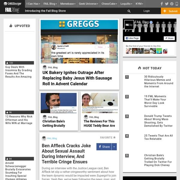 FAIL Blog - Funny FAIL Pictures and Videos - epic fail photos - Cheezburger