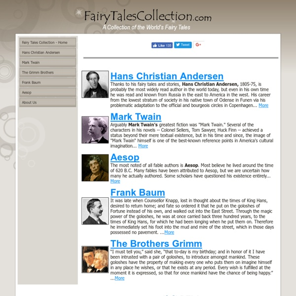 Fairy Tales Collection.com