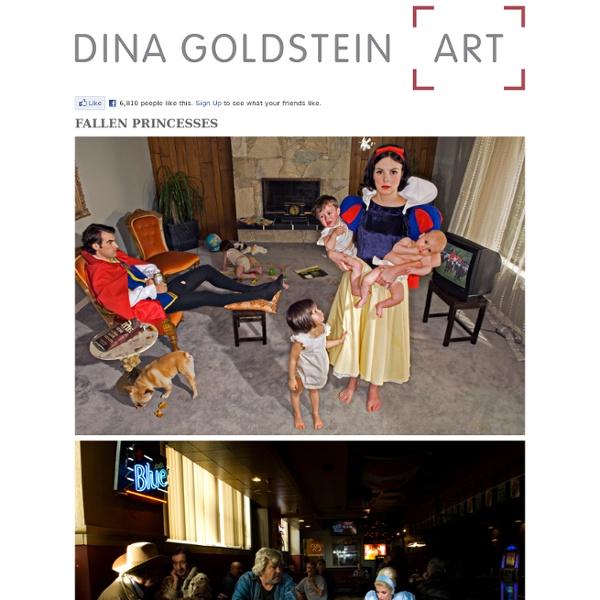 Fallen Princesses — DINA GOLDSTEIN