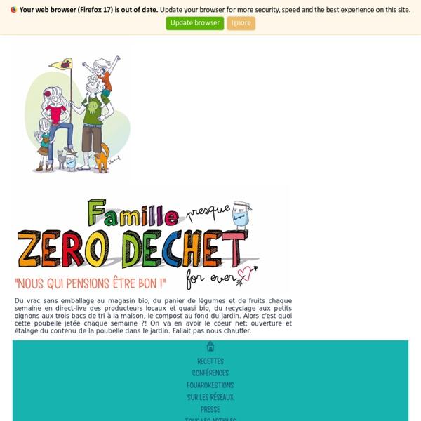 Zero déchet family