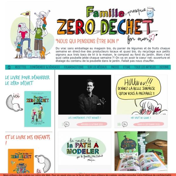 Famille Zero Dechet