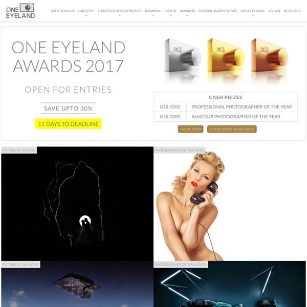 Photography Ideas Professional Website Creative Famous Photographers Commercial ONE EYELAND