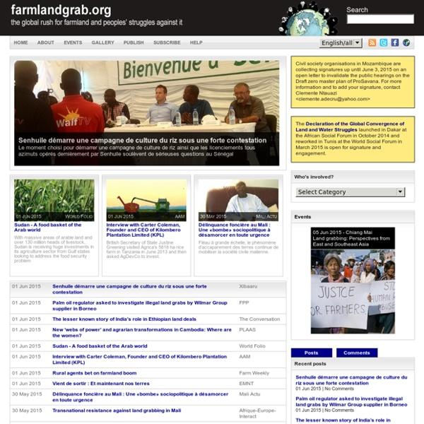 Farmlandgrab.org