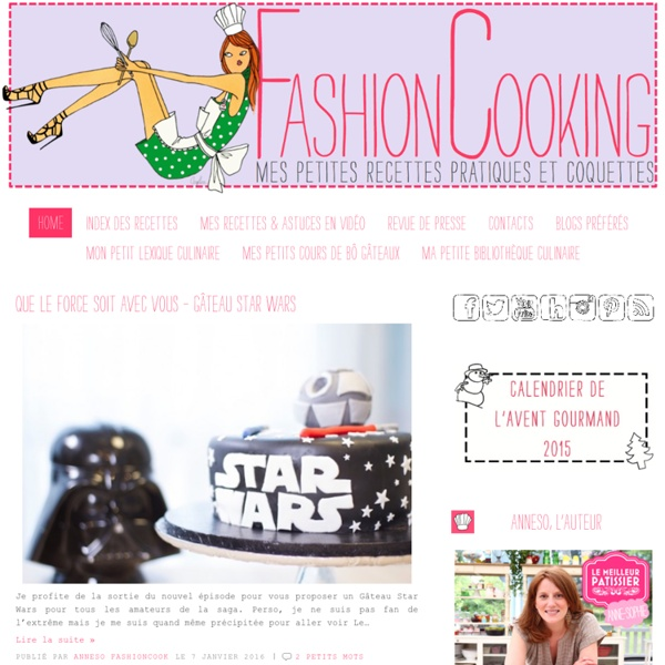 Fashion cooking