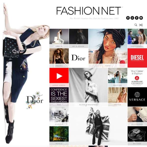 This is the world of fashion