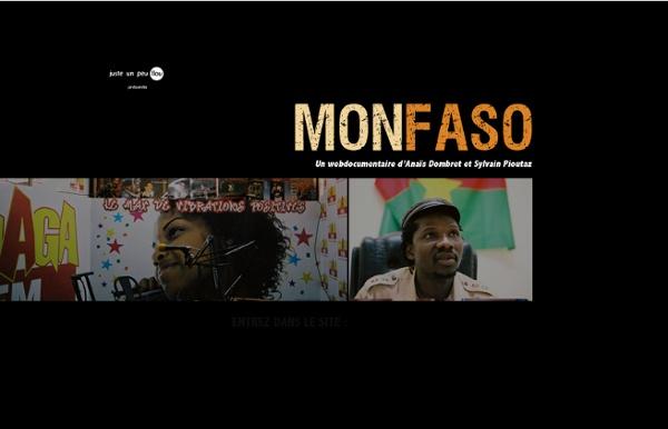 Mon Faso, webdocumentaire indépendant sur le Burkina Faso