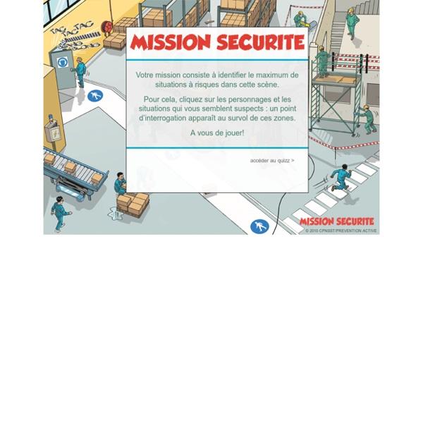 Fastt - Quizz Mission Sécurité