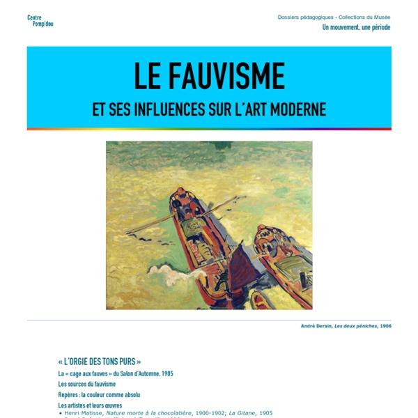 Le fauvisme et ses influences sur l'art moderne