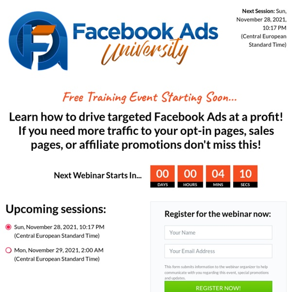 Facebook Marketing And List Building