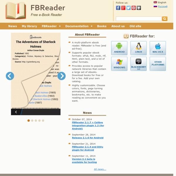 Free e-Book Reader