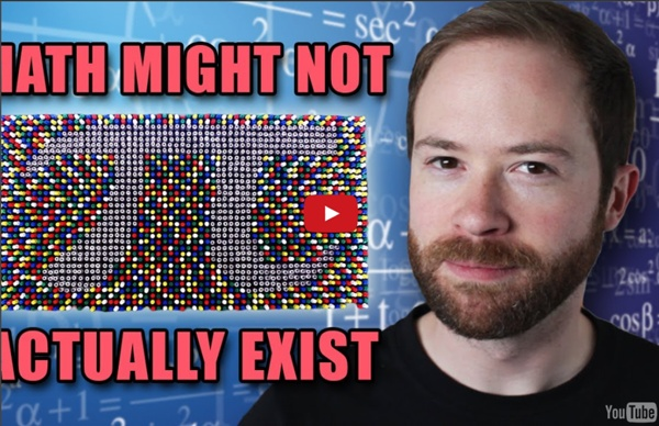 Is Math a Feature of the Universe or a Feature of Human Creation?