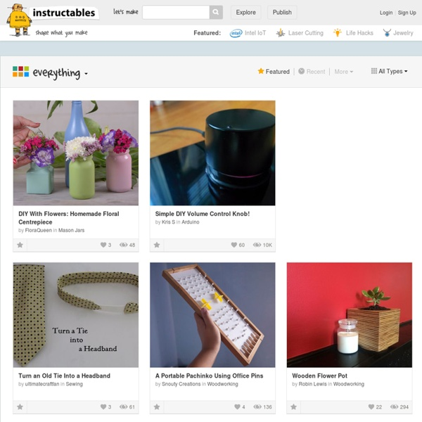How to Make Instructables