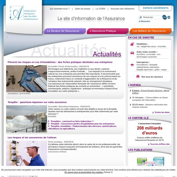 Fédération Française des Sociétés d'Assurances