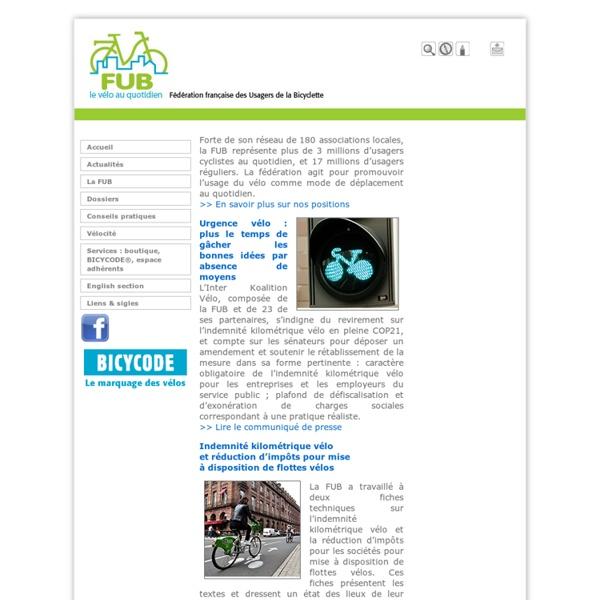 Fédération française des Usagers de la Bicyclette