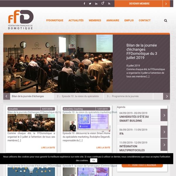 FF-Domotique La domotique pour tous