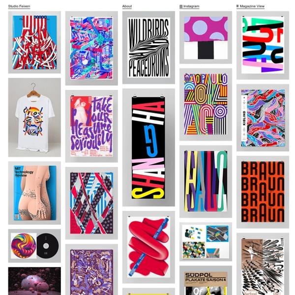 FEIXEN: Design by Felix Pfäffli