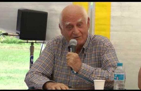 Michel Serres Felletin Journée du livre Aout 2012 : petite poucette