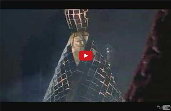 Fellini's Roma - Catholic Church Fashion Show