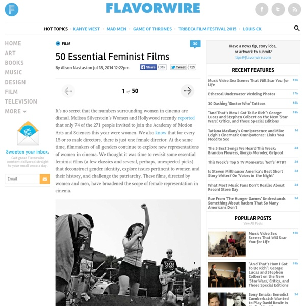 Best Feminist Films: An Essential List