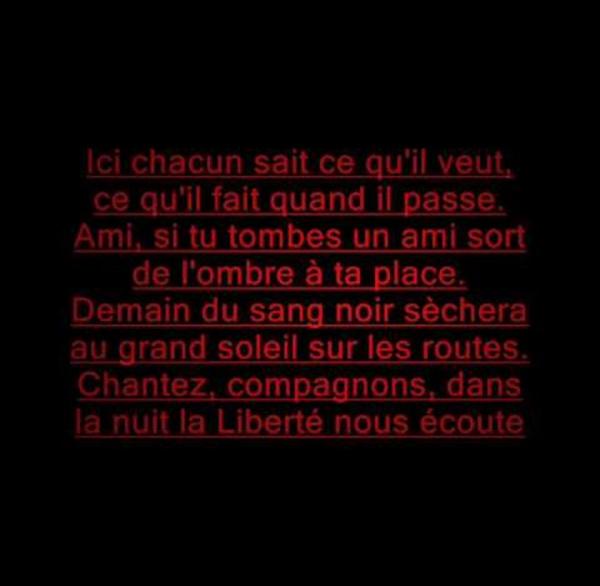 Jean Ferra - Le chant des partisans