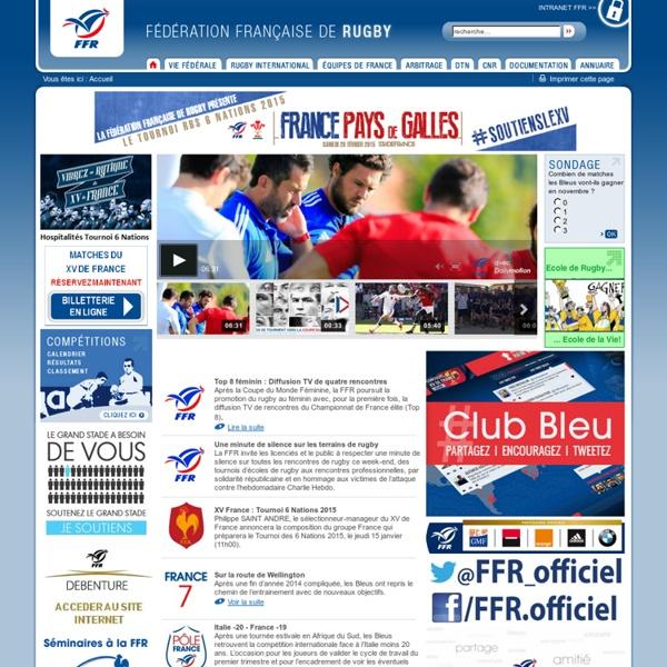 FFR - FF - Rugby-Mozilla Firefox