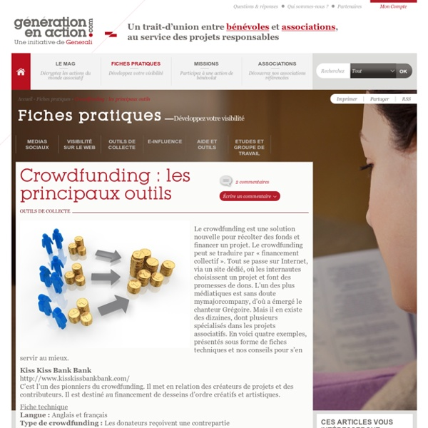 Crowfunding pour les associations