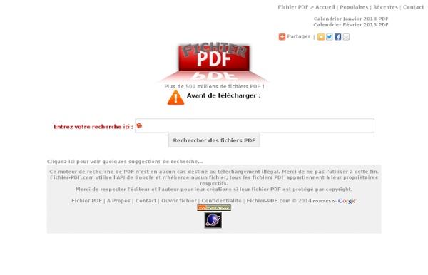 Lire un fichier PDF gratuit? C'est par ici pour télécharger, ouv