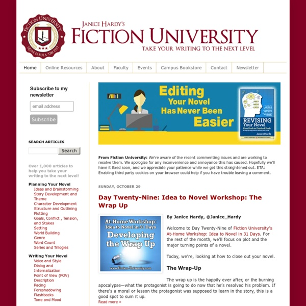 Fiction University