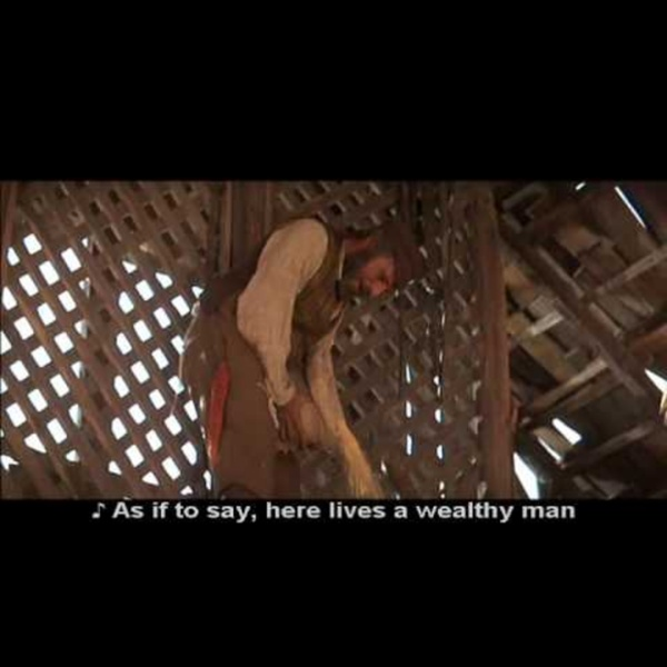 Fiddler on the roof - If I were a rich man (with subtitles) - YouTube
