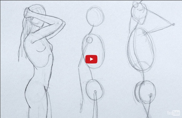 How to Draw the Figure from the Imagination - Part 1