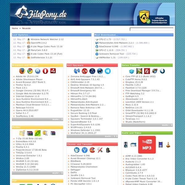 FilePony.de