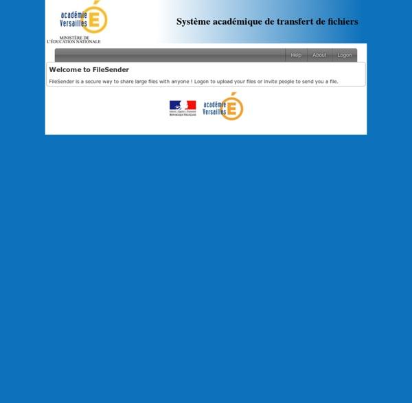 FileX de l'académie de Versailles