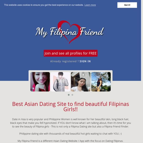 Why do Foreigners Fall in love with Filipino Women?