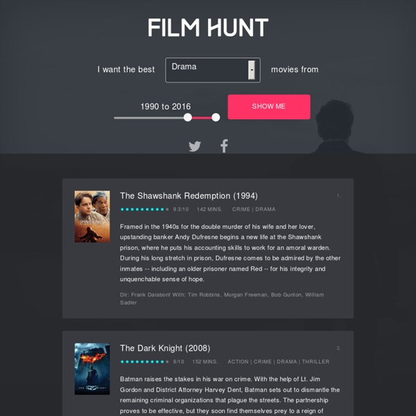 Film Hunt - Find good movies