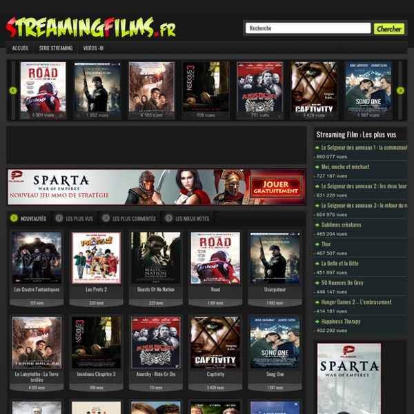 STREAMING FILMS