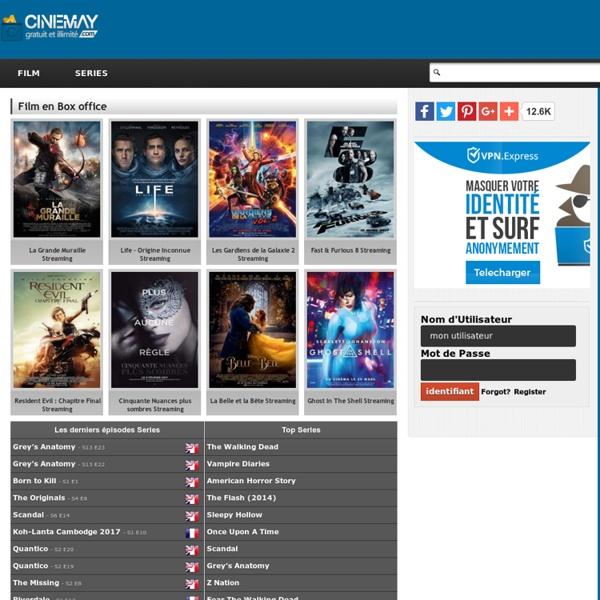 Film streaming sur cinemay online