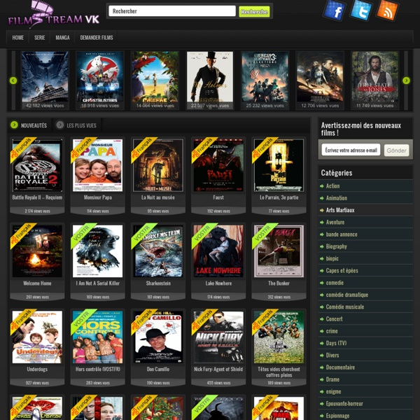 Regarder film streaming