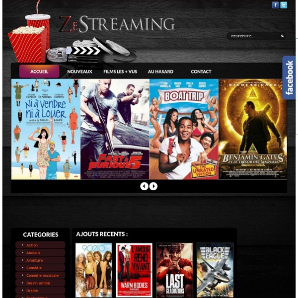 Film en streaming - ZeStreaming.com