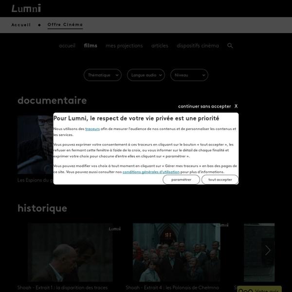 Films - Lumni Cinéma
