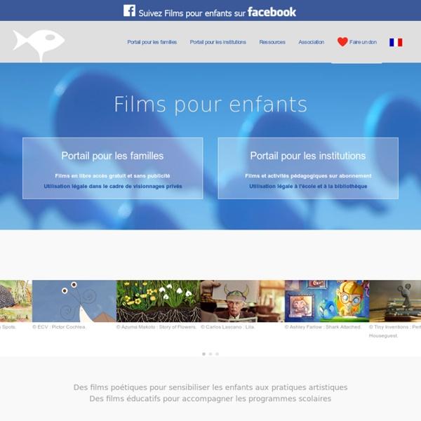 Cinéma_Films pour enfants_ Films-pour-enfants.com
