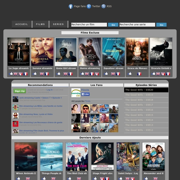 Films streaming