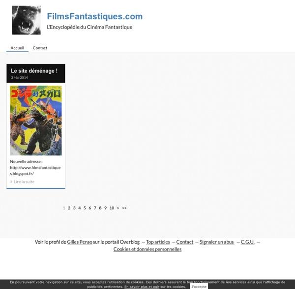 L'Encyclopédie du Cinéma Fantastique