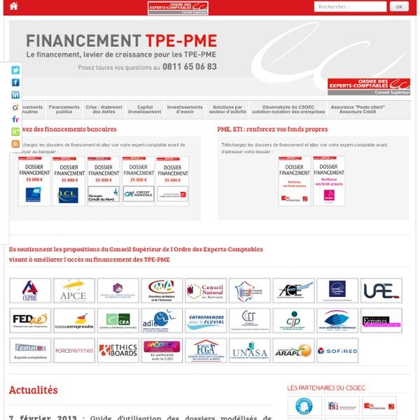 Financement TPE-PME