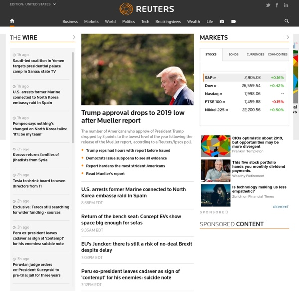 Business & Financial News, Breaking US & International News