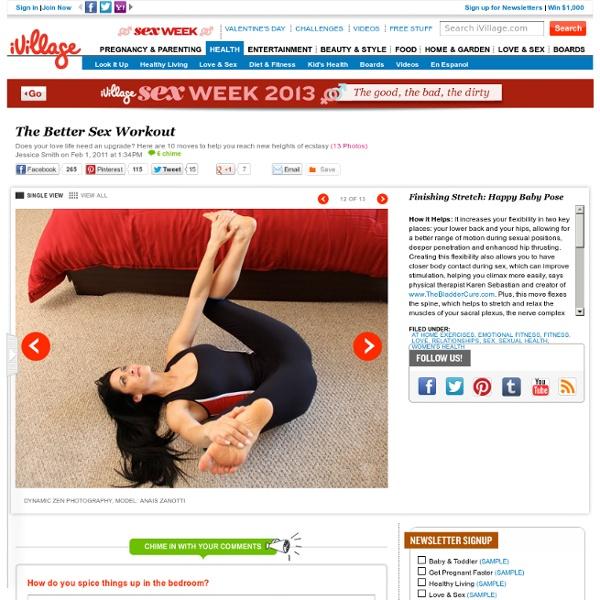 The Better Sex Workout